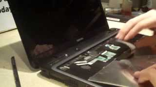 Power jack replacement on Toshiba Satellite L755 Laptop