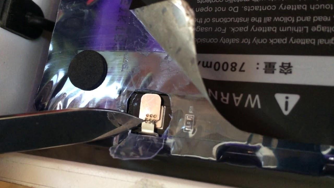 Xiaomi Mijia M365 battery problem