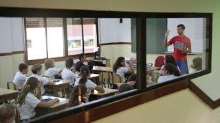 E.S.O. y Bachillerato vuelven a las aulas en Casvi