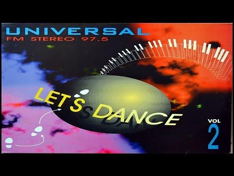 Universal FM Let's Dance Vol.2 (1995)(Paradoxx Music)