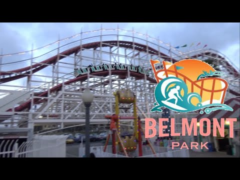 Belmont Park Tour & Review with The Legend