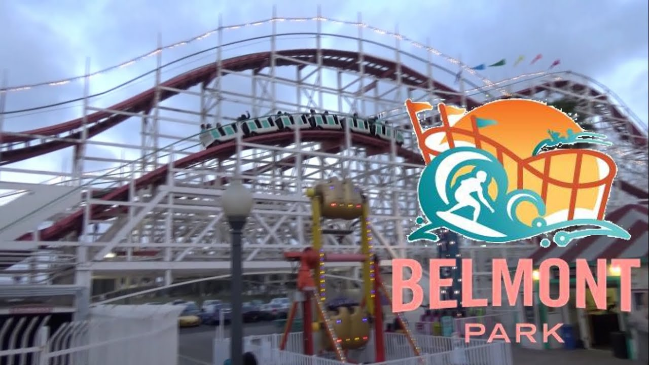 medium resolution of belmont park tour review with the legend