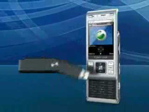 Sony Ericsson C905 Demo Video