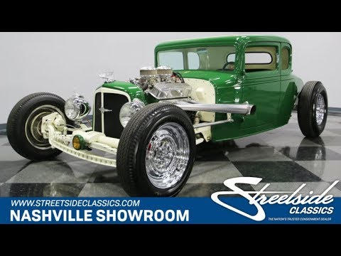 1932 Chevy 5 Window Coupe For Sale 260-NSH