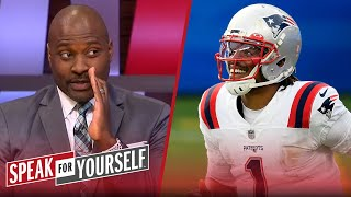 Believe it or not, Cam Newton is the future of the Patriots - Wiley | NFL | SPEAK FOR YOURSELF