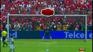 Toluca vs Santos penales (4-3) final torneo vicentenario 2010