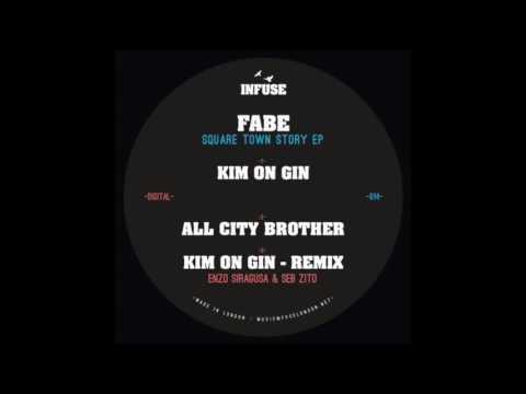 Fabe (Ger) - Kim On Gin (Original Mix)
