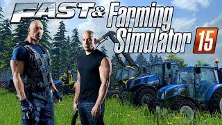 [Best Of] Farming Simulator #1 - Fast and Farming Simulator!