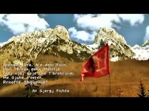 Gjergj Leka - TROPOJANI (klipi origjinal)