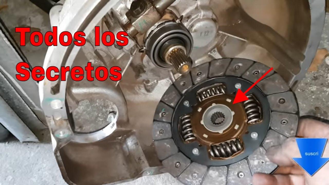 Problema De Embrague Perno Clutch Chevrolet N300