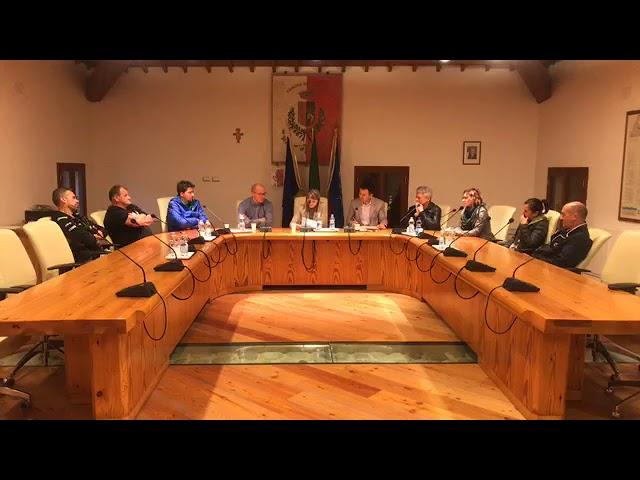Consiglio comunale di Segusino (TV) del 29/05/2019