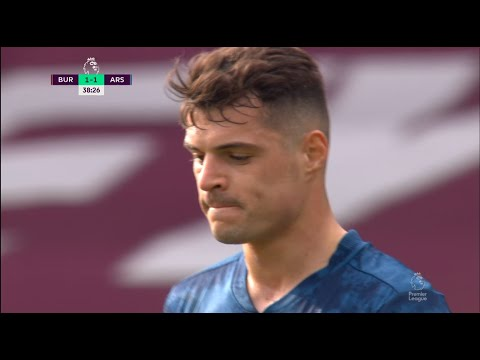 Burnley Arsenal Goals And Highlights