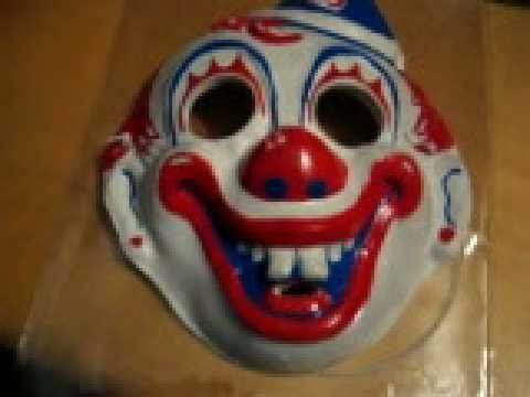 Rob Zombie Halloween Clown Mask.Rob Zombie Halloween Clown Mask Avi