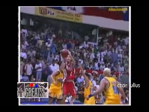 Brgy. Ginebra vs Mobiline Highlights-1999 QF
