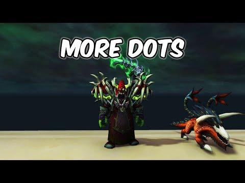 More DoTs - Affliction Warlock PvP - WoW BFA 8.1.5