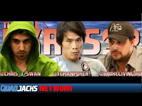 The PKRGSSP Show feat Jean-Robert Bellande, Chris Swan & Terrence Chan April 24, 2012