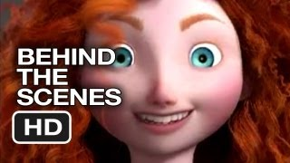 Brave Behind The Scenes - Designing A Character (2012) - Pixar Animated Movie HD