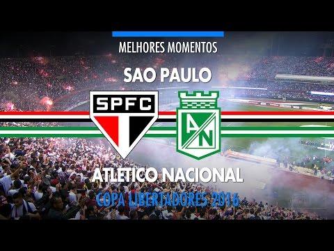 Melhores Momentos - São Paulo 0 x 2 Atletico Nacional - 06/07/2016 - Globo HD