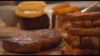 Steak & Chips - Michael Caines and Tom Kerridge