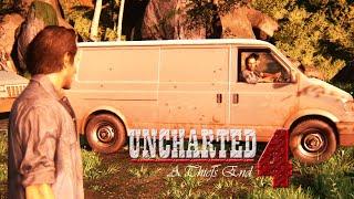 Uncharted 4 Prison Escape Scene #02 Ps 4 pro