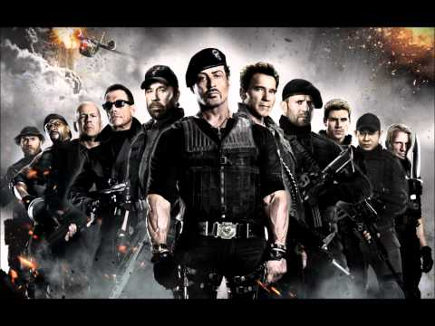 4# The Expendables 2 Making an Entrance OST