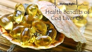 Health Benefits of Cod Liver Oil