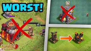 7 WORST Updates That Almost KILLED Clash of Clans