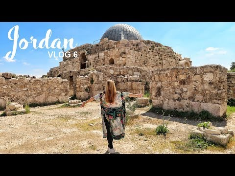Amman in one day | Jordan Road Trip Vlog 06