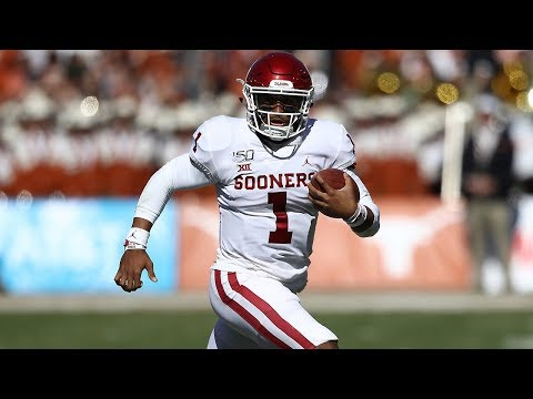 Oklahoma Vs Texas Highlights 2019 College Football Red River Showdown