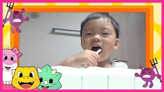 Tooth Brushing Song  Brush Your Teeth for Kids