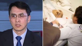 Undercover video reveals brutal treatment of Falun Gong prisoners inside Chinese labor camps