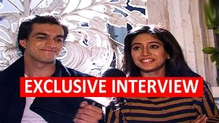 Rapid Fire With Mohsin Khan AKA Kartik & Shivangi Joshi AKA Naira  | Exclusive