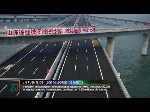 Un puente de 1.600 millones de euros