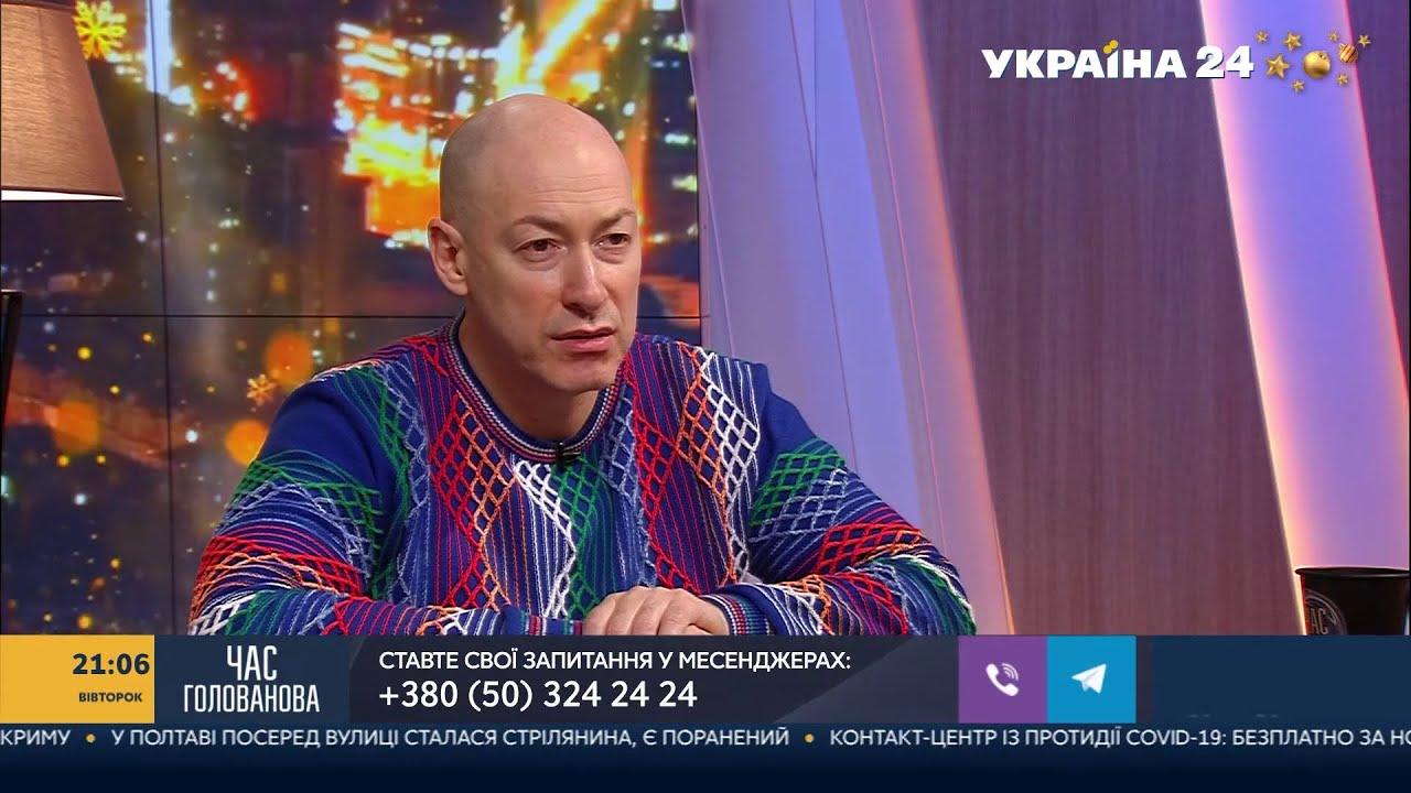 Гордон о своем интервью с Карауловым