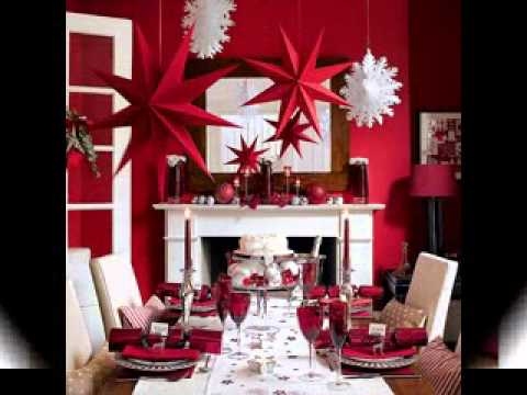 Simple DIY Christmas Table Decorations Ideas YouTube