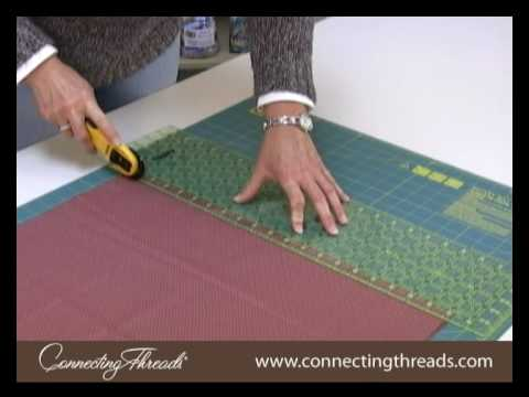 How to Make Bias Binding for a Quilt - YouTube : bias binding for quilt - Adamdwight.com