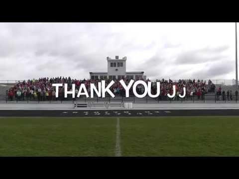 Thank You JJ Watt Foundation #Raiderstrong