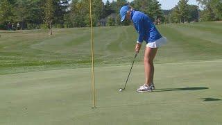 Sectional girls golf tournament