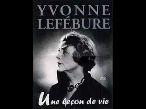 Yvonne Lefébure plays Mozart Fantasia in C minor K 475