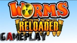 Worms Reloaded: Game of the Year Edition Gameplay (PC/HD)