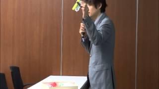 1月22日(火)に開催した徳島商工会議所会員のための「新商品・新サービ...