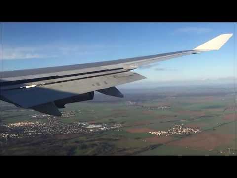 AF747 | Air France 747 Farewell Flight Landing