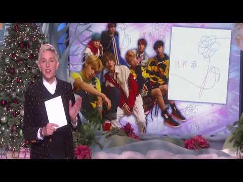BTS - Mic Drop (Ellen DeGeneres Show) HD Performance  Ooh