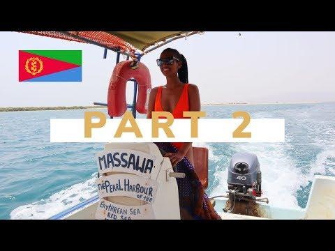 ERITREA 2019: DURFO, KEREN & MASSAWA (PART 2)   Lilian Tseggai