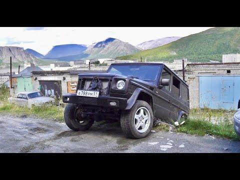 На что способен Mercedes G-Class за 500 тысяч рублей.