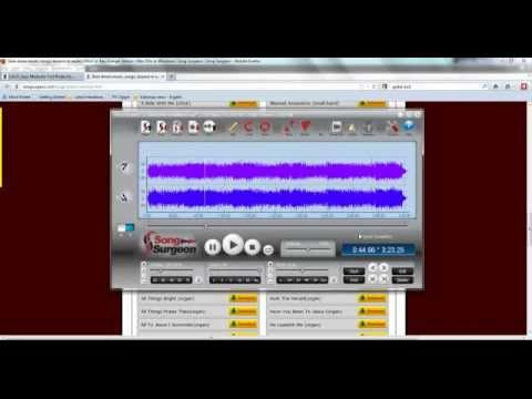 Adjustable key and tempo Praise and Worship tracks - Yours Free