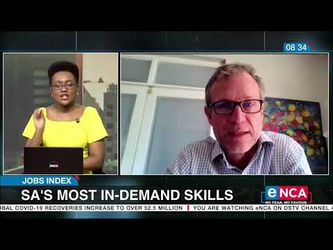 Jobs index | SA's most in-demand skills