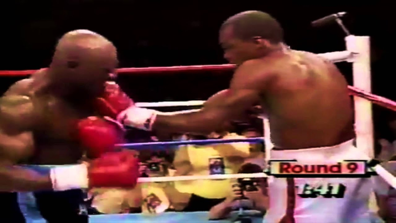 """Sugar"" Ray Leonard vs ""Marvelous"" Marvin Hagler (highlights)"