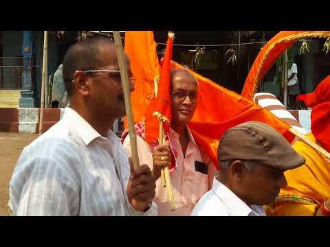 Uttarandra sadhu santu parishat demands for development of ramateerdam temple, vijayanagaram..