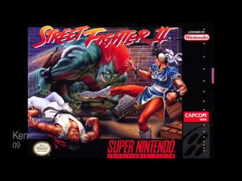 Street Fighter II / 2 Complete Soundtrack OST